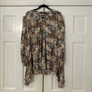 By Together Floral Blouse